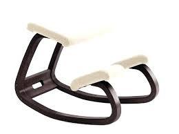 tabouret ergonomique bureau chaise assis genoux chaise assis genoux charmant siege ergonomique