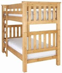 Pine Bunk Bed Buy Devonshire Chunky Pine Bunk Bed Devonshire Beds