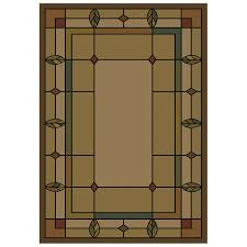 Shaw Area Rugs Lowes Shop Shaw Living Rectangular Indoor Woven Area Rug At Lowes Com