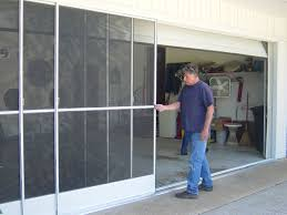 Sliding Screen Door Closer Automatic by Garage Doors Exteriorng Garage Doors Plans Screen For Sale Used