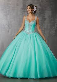 aqua green quinceanera dresses jeweled a line quinceanera dress by mori valencia 60037 abc