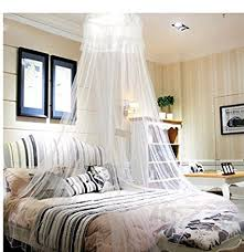 Lace Bed Canopy Hig Mosquito Net Bed Canopy Lace Dome Netting