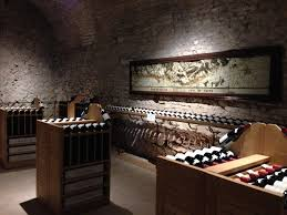 Burgundy Wine Cellar - beaune wine village in burgundy france eat well travel often