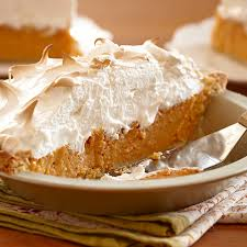 sweet potato pie with marshmallow meringue mccormick gourmet