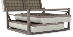 ottoman folding bed for great ottoman fold out sofa bed fold away
