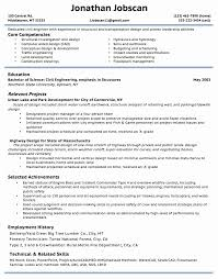 hospitality resume template one page resume template awesome exles sle new how to