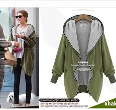 Womens Winter Coats Plus Size Plus Size Women Hoodie Casual Jacket Winter Warm Loose Parka
