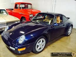 porsche targa for sale 1996 porsche 911 targa san francisco sports cars buy sell