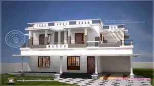 Building Designs House Parapet Design In Kerala Youtube