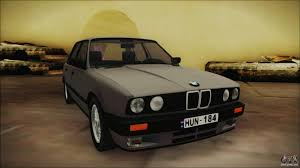 bmw e30 stanced bmw 325i e30 for gta san andreas
