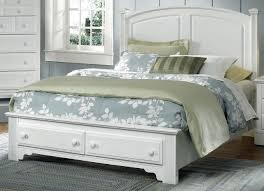 queen size bedroom set with storage all american hamilton franklin queen panel storage bed in snow white