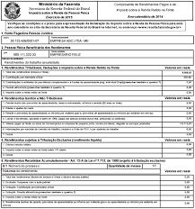 demonstrativo imposto de renda 2015 do banco do brasil declaração do imposto de renda 2015 irpf para empresários