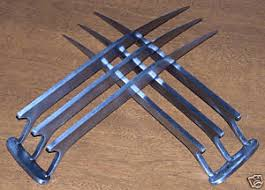 metal claws knives swords true edge