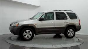 mazda tribute 2004 mazda tribute lx v6 youtube