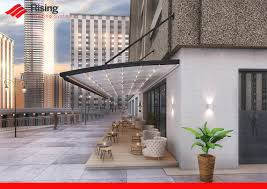 why retractable awnings are popular among commercial and