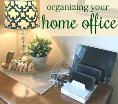 organizing your home office u2013 come home for comfort