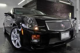 cadillac cts mileage this 2007 cadillac cts v has only 108