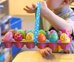 Decorate Easter Basket Ideas by Homemade Easter Baskets Kids Can Make With Recyclables
