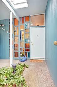 colorful entrance repinned by secret design studio melbourne