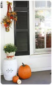 Fall Decorating Ideas For Front Porch - remodelaholic 25 best ideas for outdoor fall decor
