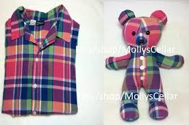 remembrance teddy bears memorial memory keepsake teddy custom memory