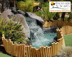 Bamboo Backyard Backyard X Scapes Blog Nation U0027s 1 Tropical Theme Supplier