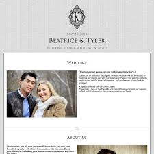 wedding web 25 best wedding website designs images on website