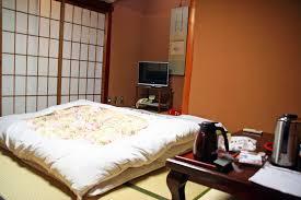 chambre japonais cloison japonaise