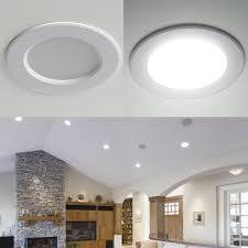 5 inch led recessed lighting ideas 8w 3 5 inch 400lm led recessed lighting daylight white led