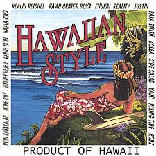 hawaiian photo album various artist hawaiian style cd baby store