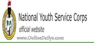 nysc news 2016 batch b exclusion letters printing date u0026 portal