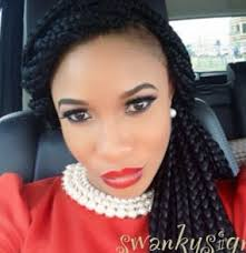 nigerian hairstyles 2013 tonto dikeh styles it up with new hairstyle photos