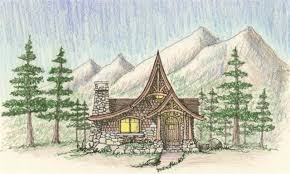 thomas kinkade cottage floor plans
