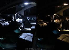 drive bright ford edge lincoln mkx interior led bulb pack