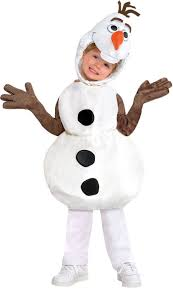 Halloween Costumes Boys Party Toddler Boys Olaf Costume Frozen Party Frozen