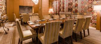 daniel boulud chef and restaurateur private dining rooms