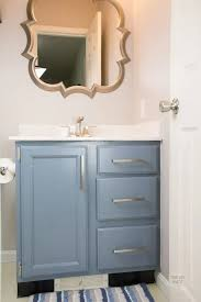 how to paint existing bathroom cabinets how to paint bathroom vanity cabinets that will last the
