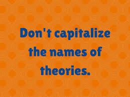 capitalizing theories grammar