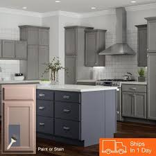 home depot refacing kitchen cabinet doors hton bay 14 5 x 14 5 in cabinet door sle in
