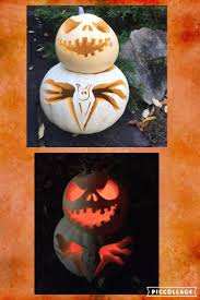 halloween pumpkin head jack lantern with burning candles over black background best 25 jack skellington pumpkin carving ideas on pinterest