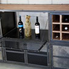 Metal Bar Cabinet Buy A Crafted Reclaimed Wood Liquor Cabinet Bar Vintage