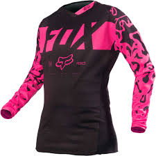 black motocross jersey 2016 fox racing 180 womens jersey motocross dirtbike mx atv