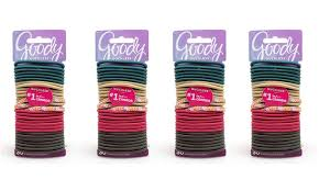 goody hair ties 74 on goody hair ties 120 count groupon goods
