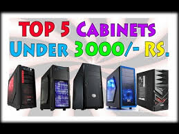 cabinet for pc top 5 pc cabinets under 3500 rs youtube