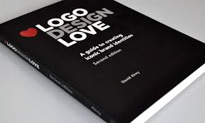 logo design and business books by graphic designer david airey