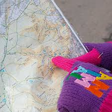 paper maps top tips to get children paper maps os getoutside