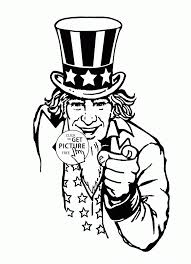 coloring download uncle sam coloring pages uncle sam coloring