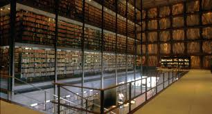beinecke rare book and manuscript library new haven connecticut historic university town