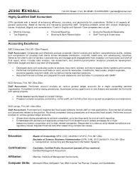 example of accountant resume