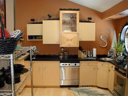 kitchen room design delightful brown kitchen cabinet idea with